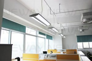 A quick word on modern residential and office lights