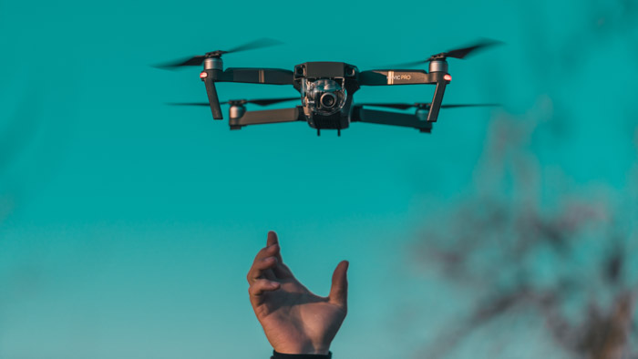 Tips for good aerial filming