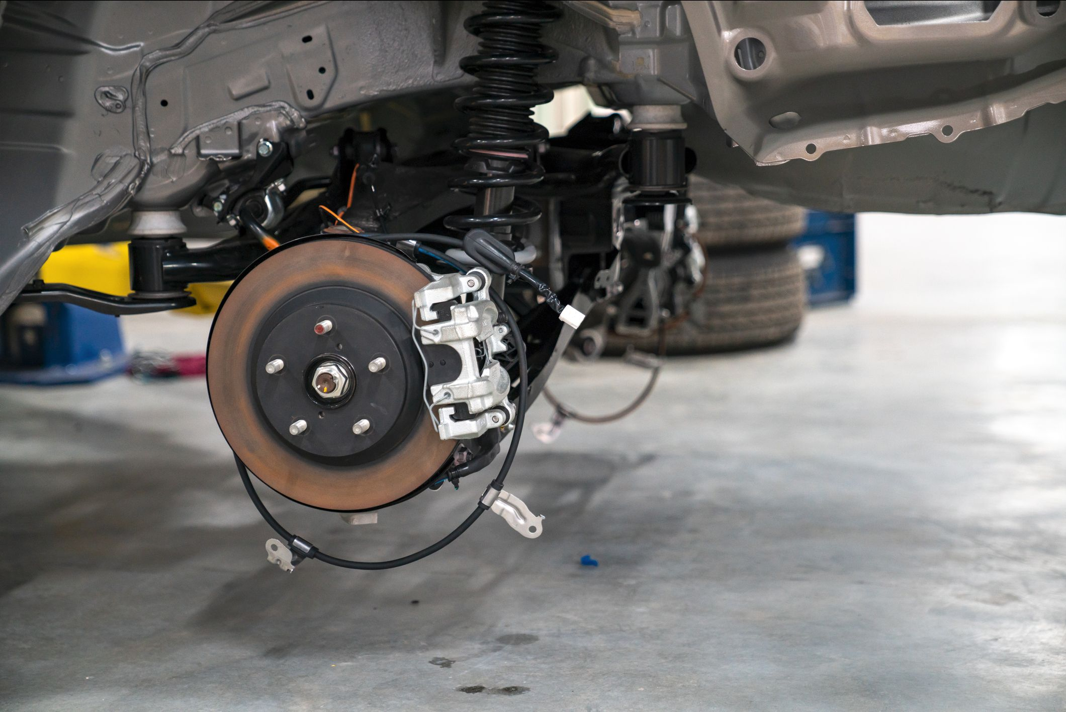 When to go for suspension repair?