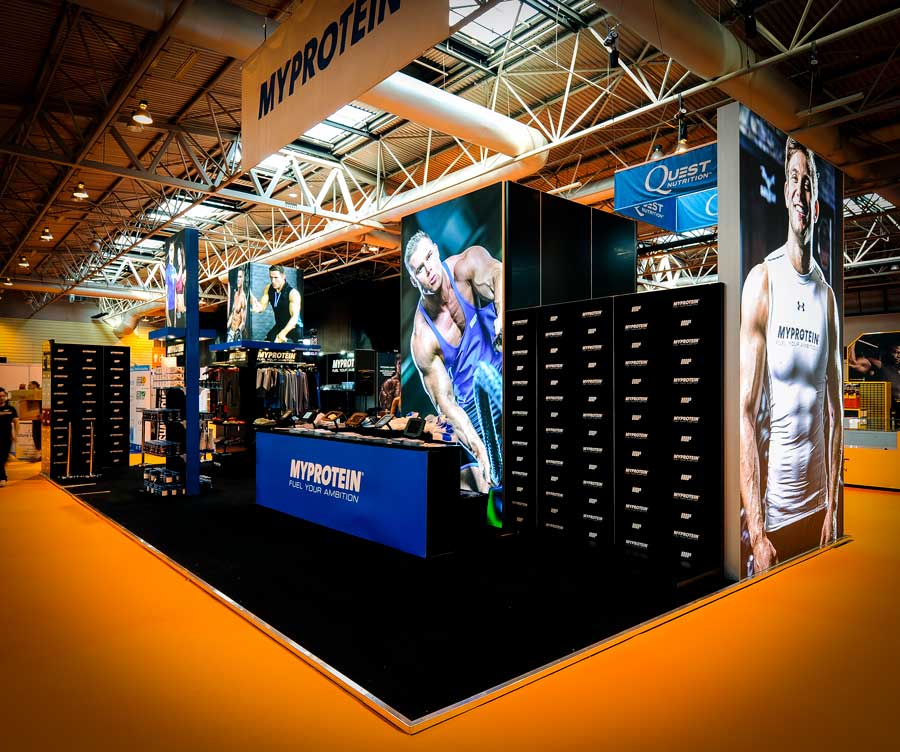 Why your exhibition stand should have an interactive design